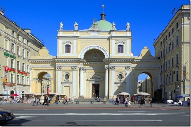 Собор Святой Екатерины Александрийской