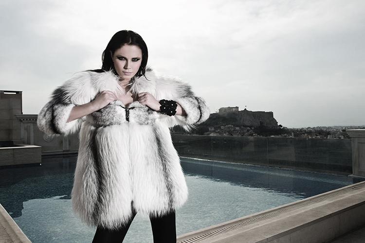 «Модная» зима 2015: милитари, меха и другие тренды