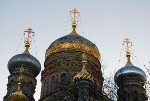Святые места Санкт-Петербурга