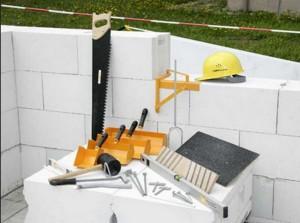 Строительство из ячеистых бетонов – газобетон и пеноблоки