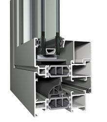Алюминиевые окна Schuco