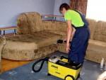 Как почистить ковер или мебель