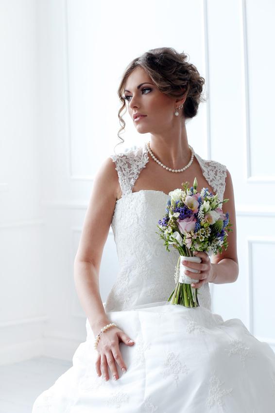 Аксессуары к свадебному платью