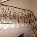 Разновидности кованых лестниц