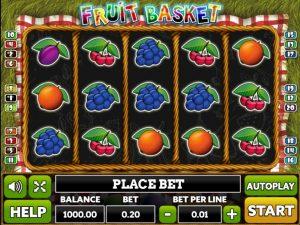 Игровой автомат Fruit Basket